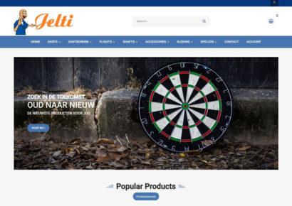 Jelti – darts