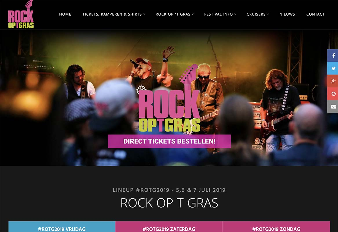 Rock op 't gras
