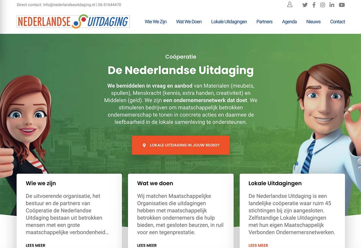 Nederlandse uitdaging